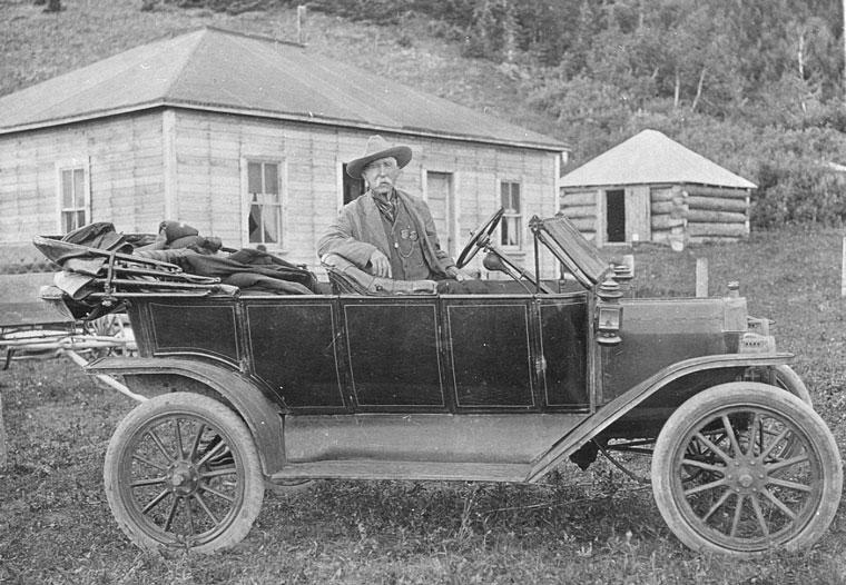 Automobile in 1905