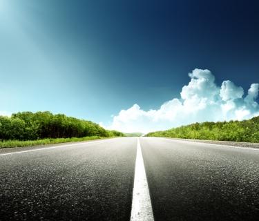 Stretch of Highway