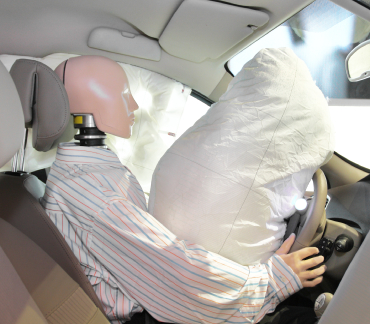 Safety features: Airbag