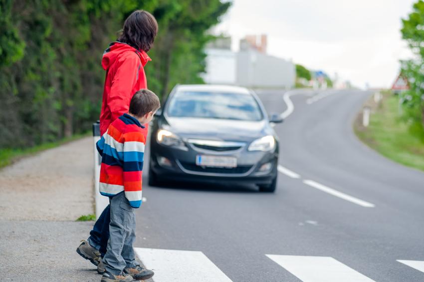 Drivers vs pedestrians