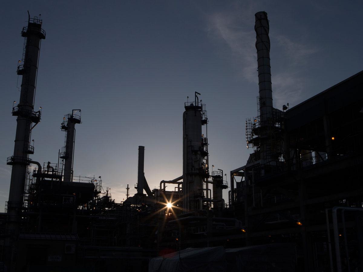Raffinerie en Alberta
