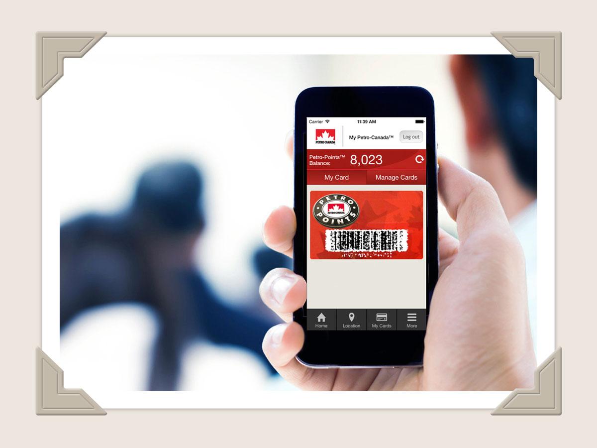 Petro-Canada Mobile App