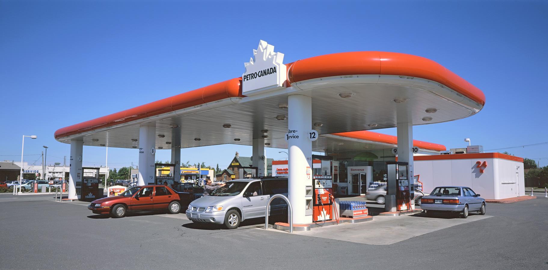 Petro-Canada retail station
