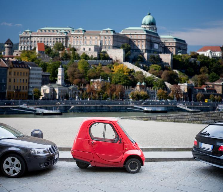 Échangeriez-vous votre VUS contre une voiture plus petite ou un scooter?