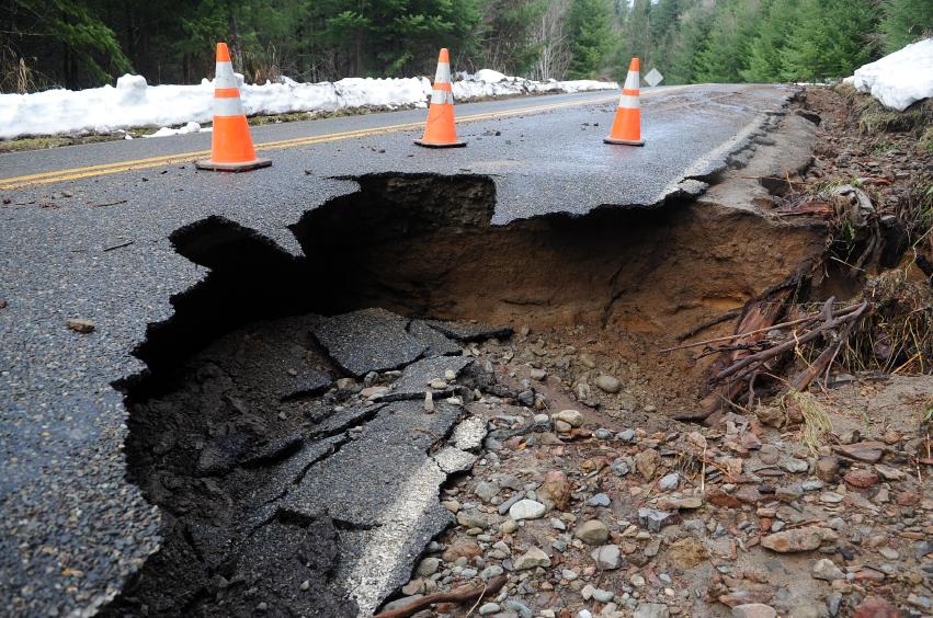 Les pires routes du Canada