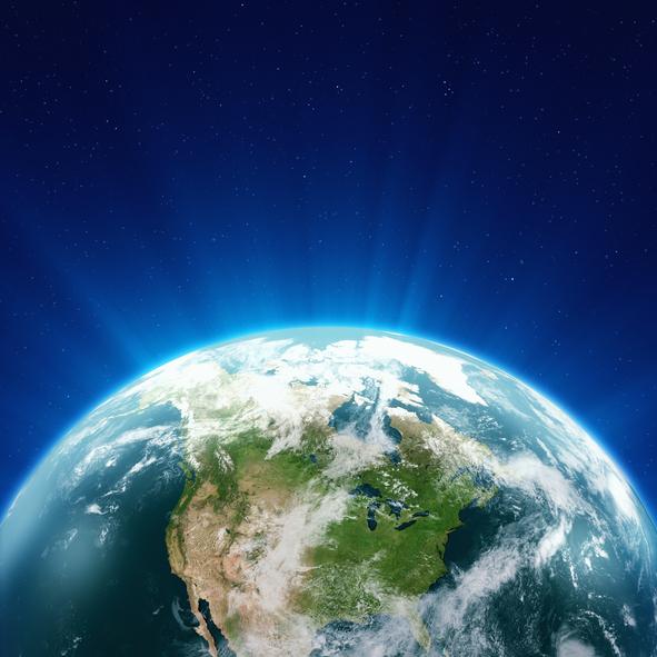Planet Earth, North America