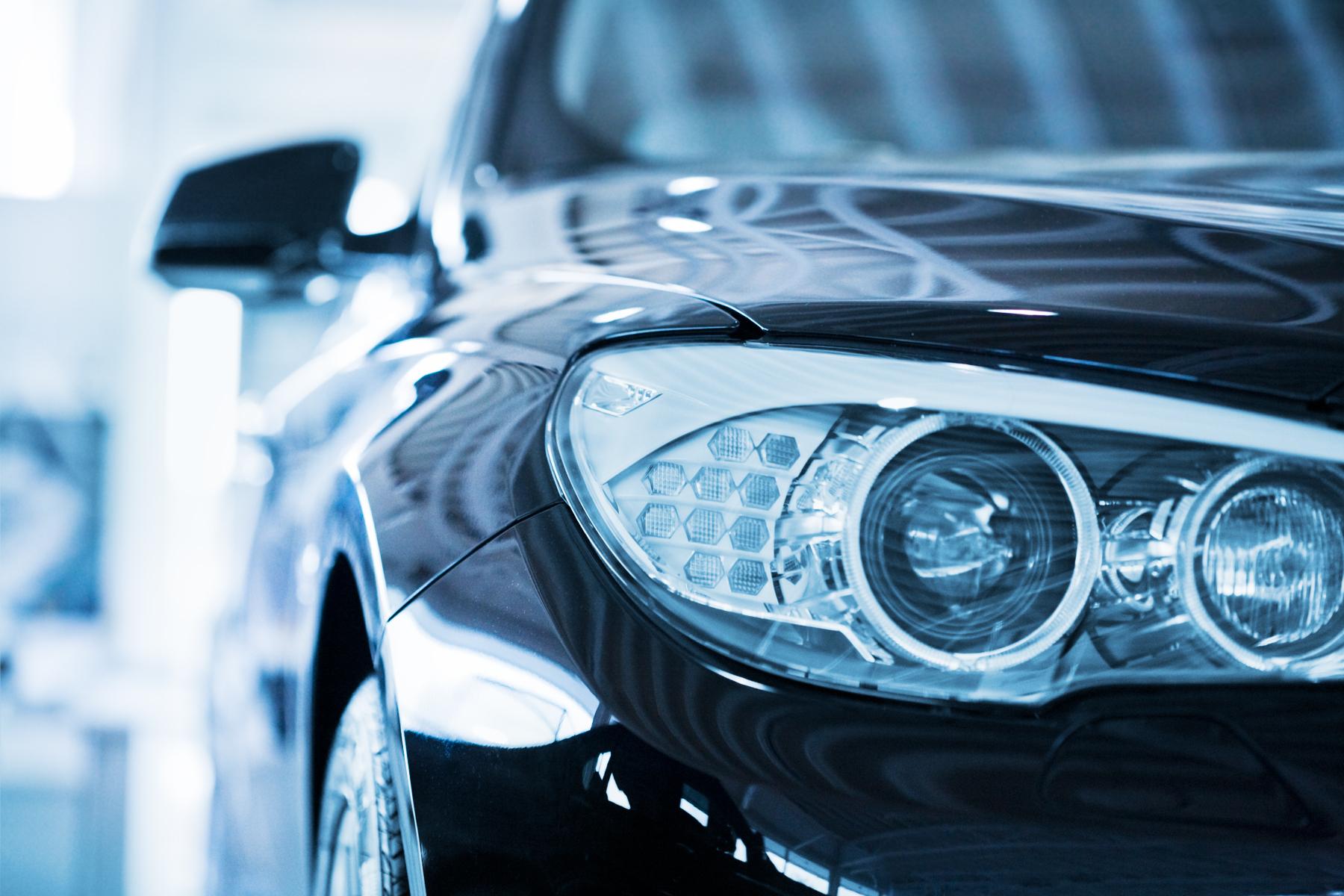 Longueur d'avance des phares adaptatifs