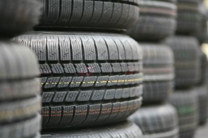 entreposage des pneus d'hiver