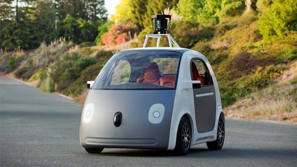 Driverless Car Prototype