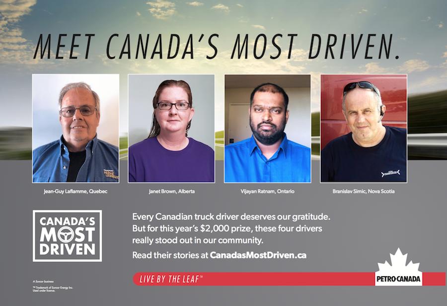 Canada's Most Driven