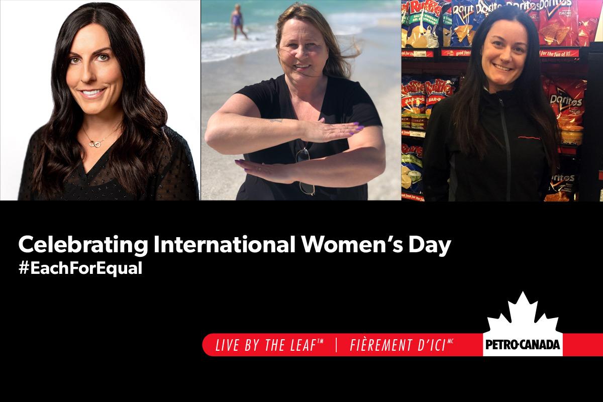 Petro-Canada Celebrates International Women's Day