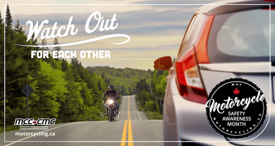 Motorcycle Safety - Watch Out For Each Other