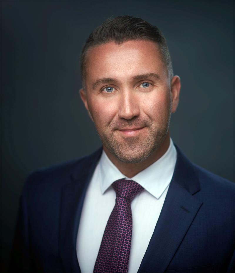 Chris Forward, General Manager of Harvey's Oil Ltd