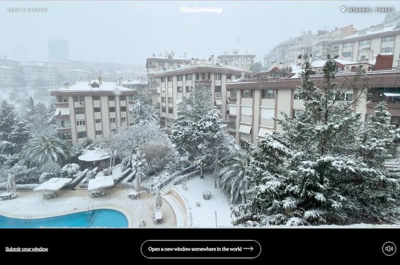 WindowSwap - Istanbul