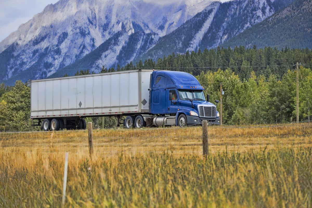 Celebrating National Trucking Week