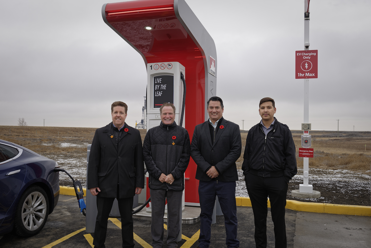 Siksika EV Launch
